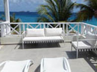 hotel with sea view baie-des-anges-suites-saint-barthelemy