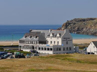 hotel with sea view baie-trepasses-plogoff