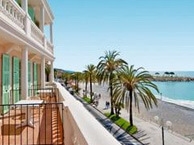 hotel with sea view balmoral_menton