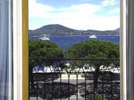 hotel with sea view bastide-port-st-tropez