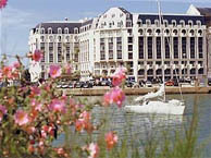 hotel am meer beach_trouville