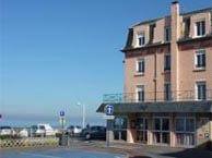 hotel vue mer beau-rivage-luc