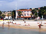 hotel am meer bel_azur_six_fours