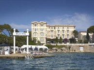 hotel with sea view belle_rives_antibes