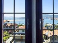 hotel with sea view bellevue-hendaye