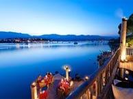 hotel with sea view belvedere-porto-vecchio