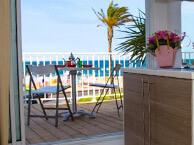 hotel am meer bleu-mer-st-cyprien