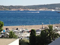 hotel with sea view bon-repos-ste-maxime