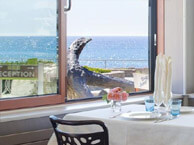 hotel with sea view breizh-armor-pouldreuzic