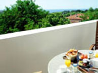 hotel with sea view briketenia-guethary