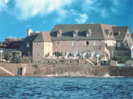 hotel with sea view brittany_roscoff