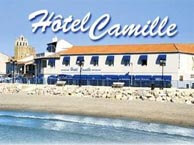 hotel am meer camille-saintes-maries