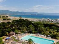 hotel with sea view campodelloro-ajaccio