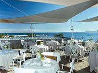 hotel with sea view cap-antibes