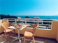 hotel with sea view cap-negre-lavandou