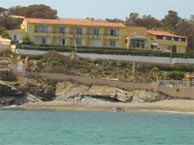 hotel with sea view cap-riviera-st-aygulf