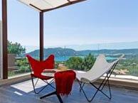 hotel with sea view carre-noir-porto-vecchio