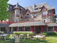 hotel with sea view castel_marie_louise_la_baule