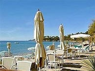 hotel with sea view cavaliere-plage