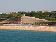 hotel with sea view chambre-d-amour-anglet