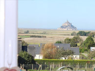 hotel with sea view chambres-du-mont-saint-michel