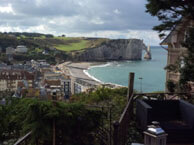 hotel with sea view chante-brise-etretat