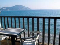 hotel with sea view chanteplage-lecques