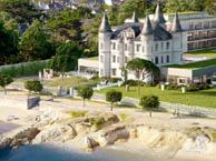 chateau-des-tourelles-pornichet chez booking.com