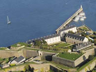 hotel with sea view citadelle-vauban-le-palais