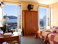 hotel with sea view darse-villefranche