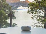 hotel with sea view dom-cesar-porto-vecchio