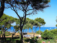 hotel with sea view domaine-mer-giens