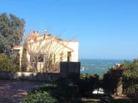 hotel with sea view domaine-val-auclair-port-vendres