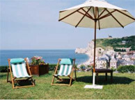 hotel with sea view dormy_house_etretat
