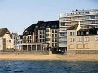 hotel with sea view escale_oceania_st_malo