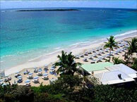 hotel with sea view esmeralda_st_martin