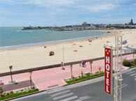 hotel vue mer family-golf-royan