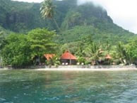 hotel with sea view fare-vaihere-moorea