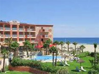 hotel am meer flamands_rose_canet