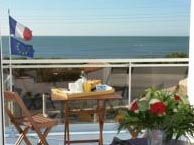 hotel with sea view flots-oleron