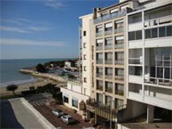 hotel with sea view foncillon_royan