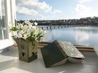 galets-blancs-conquet chez booking.com