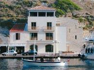 hotel with sea view genovese-bonifacio