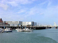 hotel with sea view gens_mer_dunkerque