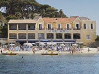 hotel with sea view golf-hotel-bandol