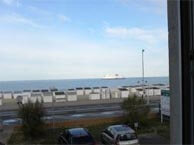 hotel with sea view golf_calais