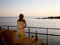 hotel with sea view golfe-tizzano