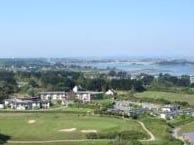 hotel with sea view golfhotel-pleumeur-bodou