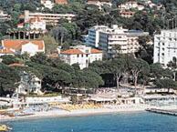 hotel with sea view grand_pavois_antibes