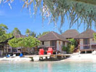 havaiki-lodge-fakarava chez booking.com